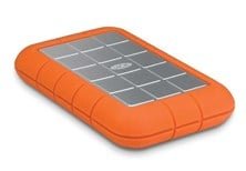 LaCie Rugged Tripple (7200) 500GB Mobile External