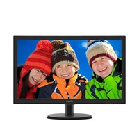 Philips V-Line 223V5LHSB2 22 inch LED Monitor - Full HD, 5ms, HDMI
