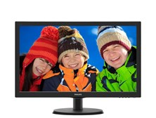 "Philips V-Line 223V5LHSB2 22"" Full HD LED Monitor"