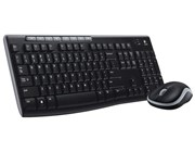 Logitech MK270 Wireless Combo Keyboard and Mouse Desktop Set