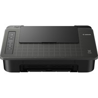 Canon PIXMA TS305 (A4) Colour Wireless Photo Printer 7.7ipm (Mono) 4.0ipm (Colour) 65 sec (Photo) (Black)