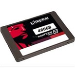 Kingston SSDNow V300 (480GB) SATA 3 2.5 inch Solid State Drive with Adaptor