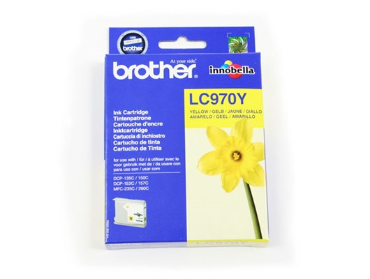 Brother Yellow Ink Cartridge