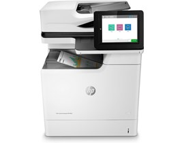 HP Color LaserJet Enterprise M681dh (A4) Colour Laser Multifunction Printer (Print/Copy/Scan) 2GB 8 inch Touchscreen CGD 47ppm (Mono/Colour) 100,000 (MDC)