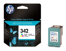 HP 342 (Yield 175 Pages) Tri-Colour