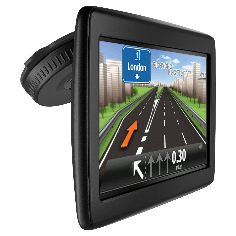 tomtom start 25 5 0 inch portable gps car navigation system with uk maps ccl. Black Bedroom Furniture Sets. Home Design Ideas