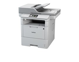 Brother DCP-L6600DW (A4) Mono Laser Multifunction Printer (Print/Copy/Scan) 512MB 4.8 inch Colour Touchscreen 46ppm (Mono)