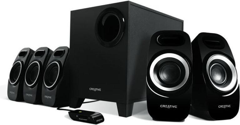 Creative Inspire T6300 5 1 Multimedia Speaker System