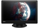 Lenovo ThinkCentre Tiny-in-One (23 inch) LED Backlit LCD Monitor 1000:1 250cd/m2 (1920x1080) 5ms DisplayPort/USB (Black)
