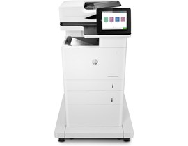 HP LaserJet Enterprise M632fht (A4) Mono Laser Multifunction Printer (Print/Copy/Scan/Fax) 2GB 8 inch Touchscreen CGD 61ppm 300,000 (MDC)