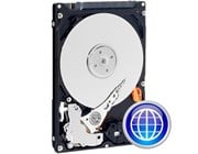 "160GB Western Digital Scorpio Blue 2.5"" Hard Disk Drive *Open Box*"