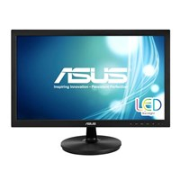 ASUS VS228NE 21.5 inch LED Monitor - Full HD 1080p, 5ms, DVI