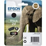 Epson Elephant 24XL (RF/AM) High Capacity (Yield 500 Pages) Ink Cartridge (Black)