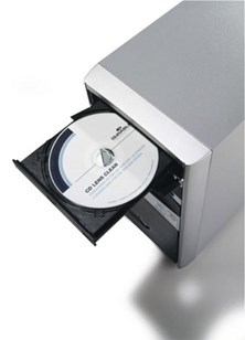 Durable CD/DVD Lens Clean