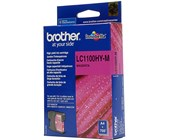 Brother LC1100HYM High Yield Ink Cartridge (Magenta)
