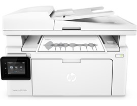 HP LaserJet Pro M130fw (A4) Mono Laser Multifunction Printer (Print/Copy/Scan/Fax/Wireless) 256MB 2.7 inch Touchscreen LCD 22ppm 10,000 (MDC)