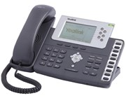 Yealink SIP-T28PN Executive IP Phone LCD Backlit Power Over Ethernet (PoE) TI-Titan VPN (Black)