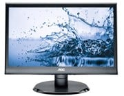 "AOC e950swdak 18.5"" LED Monitor - 1366 x 768"