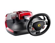 Thrustmaster Ferrari Wireless GT Cockpit 430 Scuderia Edition Racing Wheel for PS3