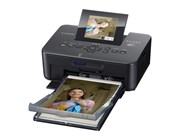 Canon SELPHY CP910 Compact Photo Printer 2.7 Inch WiFi Connectivity (Black)