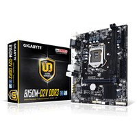 Gigabyte B150M-D2V DDR3 mATX Motherboard for Intel LGA 1151 CPUs