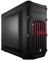 Corsair Carbide SPEC-03 Red LED Mid Tower Gaming Case
