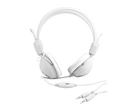 Urban Factory Crazy Headphones (White) For PC