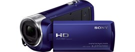 Sony HDR-CX240E Full HD Camcorder 27x Optical Zoom Clear Photo LCD Plus Display