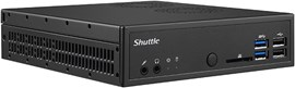 Shuttle DH110SE XPC Slim Barebones PC Intel H110 Chipset Intel LGA1151 Socket No Operating System