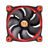Thermaltake (120mm) Riing 12 LED Case Fan (Red)