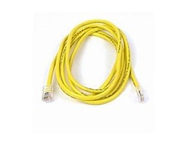Belkin 0.5m CAT6 Patch Cable (Yellow)