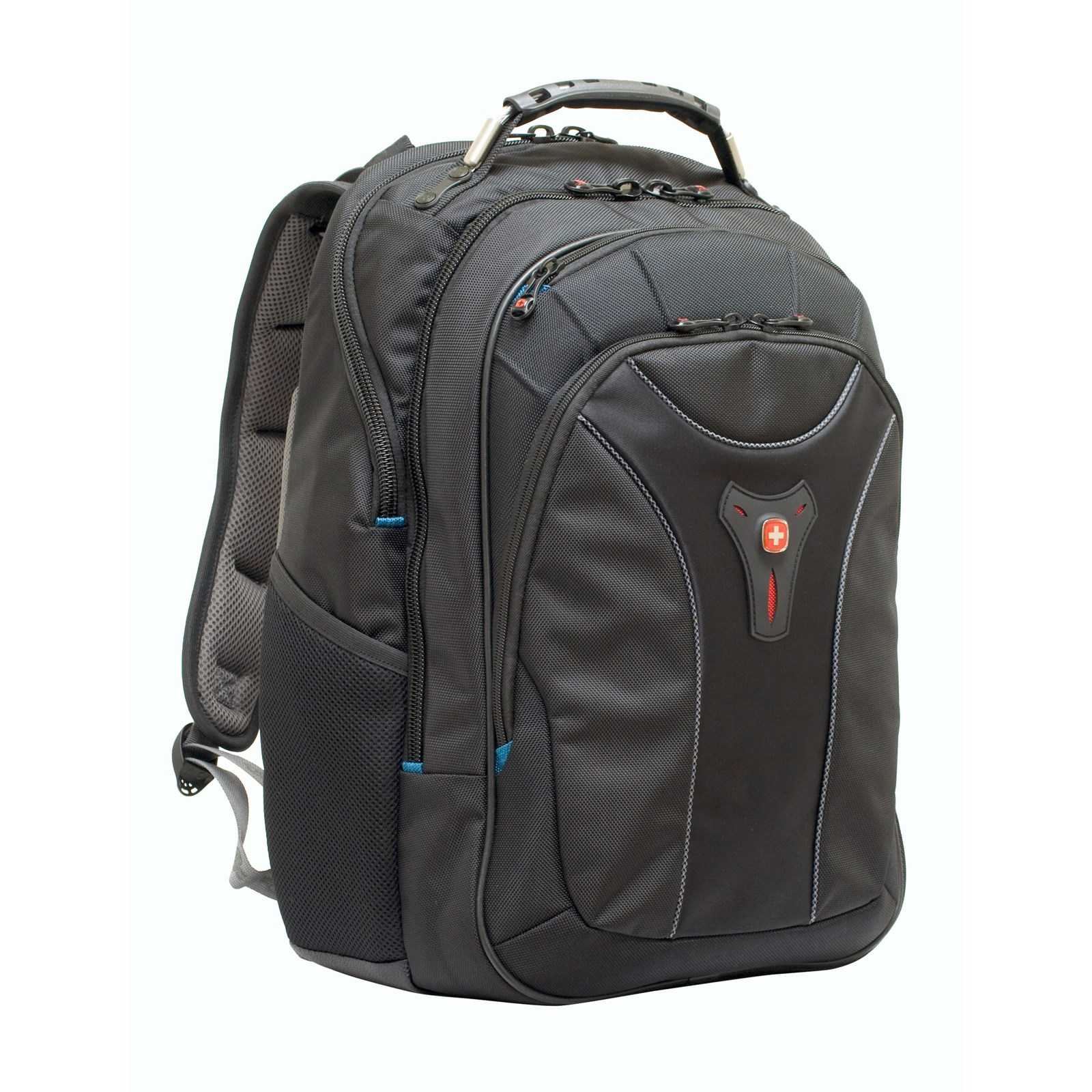 wenger carbon 17 inch backpack ga 7357 02f00 ccl computers. Black Bedroom Furniture Sets. Home Design Ideas