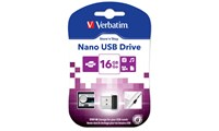Verbatim Store 'n' Stay Nano 16GB Black
