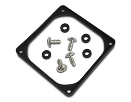 120mm Acousti Fan Anti-vibration Fan Gaskets