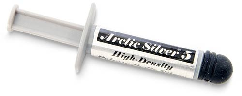 arctic silver 5 high performance thermal compound as5 ccl computers