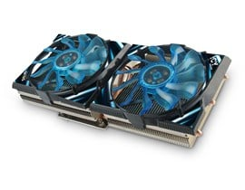Gelid Solutions Icy Vision Rev.2 VGA Cooler for High-end AMD and Nvidia