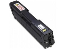 Ricoh SPC310 (Yield: 2,500 Pages) Yellow Toner Cartridge