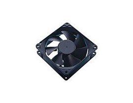 Akasa Black Fan (3-pin, 8cm)