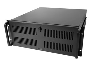 Codegen 4U Rack Mount Black Rackmount Server Case