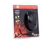 CiT M14 USB/PS2 Combo Optical Mouse