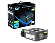 CiT Black 550W Power Supply