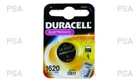 Duracell CR1620 3V Lithium Coin Battery