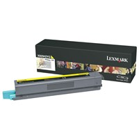 Lexmark (High Yield: 7,500 Pages) Yellow Toner Cartridgefor X925 MFP Laser Printer