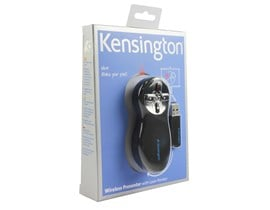 Kensington 2.4GHz Wireless Presenter with Red Laser