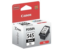 Canon PG-545XL (Yield: 400 Pages) High Yield Black Ink Cartridge