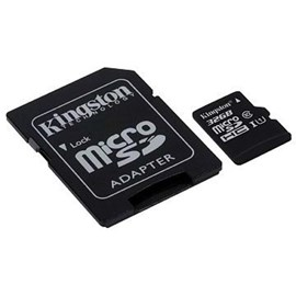 Kingston   32GB UHS-1 (U1) microSD Card