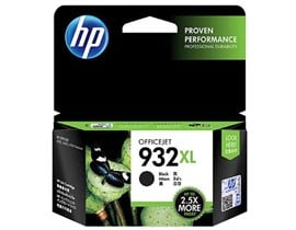 HP 932XL (Yield: 1,000 Pages) Black Ink Cartridge