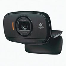Logitech B525 2 Megapixel HD Webcam Built in Microphone (Black)