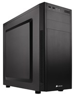 Corsair Carbide Series 100R Silent Edition Mid-Tower Case (Black)