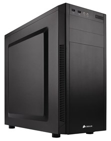 Corsair Carbide 100R Silent Edition Black Case